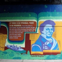 Jonathan Matas, Tubman and Douglass, 295-299 E Green St, Ithaca, NY, 2010 (2).JPG