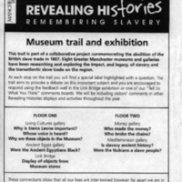 2007 Revealing Histories Manchester Museum trail.pdf