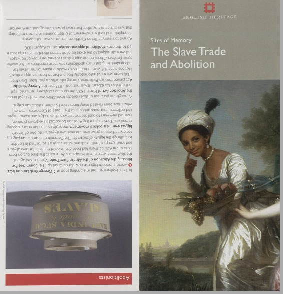 Sites of Memory: The Slave Trade and Abolition
