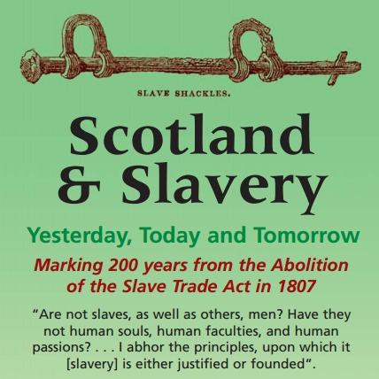 Scotland and Slavery