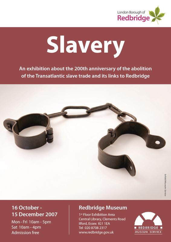 Redbridge and Slavery