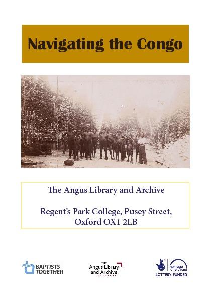 Navigating the Congo