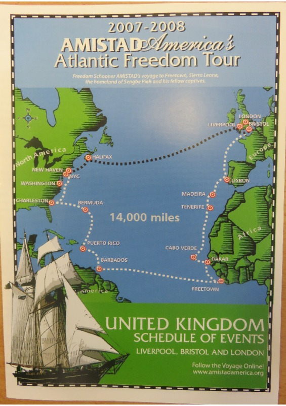Amistad America's Atlantic Freedom Tour