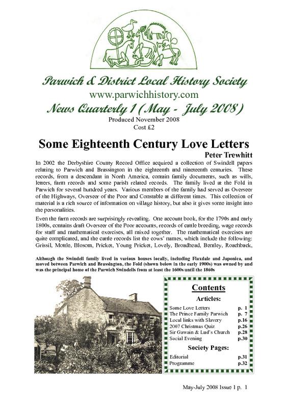 Parwich 2007 Slavery Season