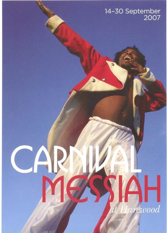 Carnival Messiah at Harewood