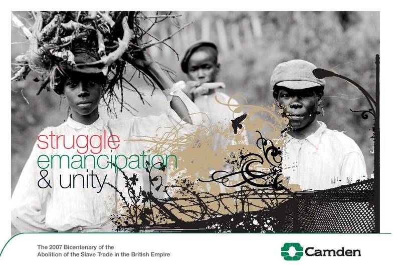 Struggle, Emancipation and Unity