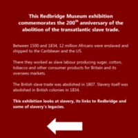 2007 Redbridge and Slavery Introduction Text Panels.pdf