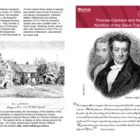 Thomas Clarkson and the Abolition of the Slave Trade