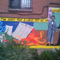 MTC Studios, Frederick Douglass Recreation Center mural, W Street SE at 14th Street SE, Washington D.C., 2012 (2).jpg
