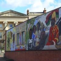 Reading Mural Black History