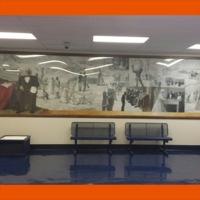 Douglass High School Mural