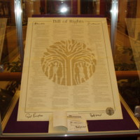 2007 Freedom Roads Exhibition Bill of Rights.jpg
