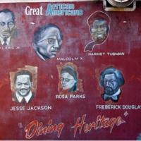 Great African Americans, Malcolm X Blvd. at 124th Street, Harlem, New York, ca.1999.jpg