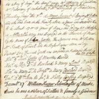 2007 Hidden History of the Dales Baptism Record John Yorke.JPG