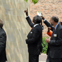 Opening of the Wilberforce Institute for the study of Slavery and Emancipation (WISE)