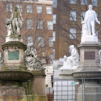 Rededication of memorial to Joseph Sturge